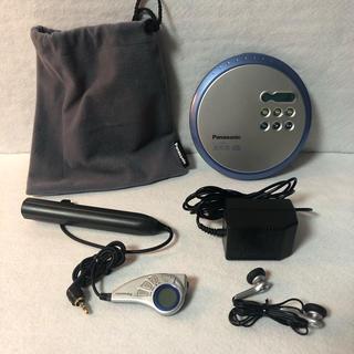 パナソニック(Panasonic)のパナソニック ポータブルCDプレーヤー SL-CT590(ポータブルプレーヤー)
