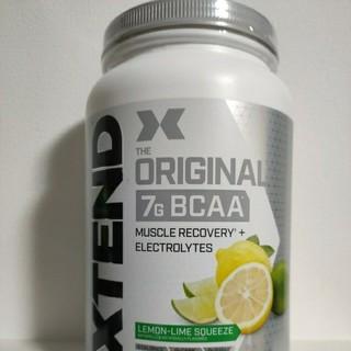 エクステンド BCAA  レモンライム味 1.26kg(90回分)