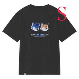 最安値 ADER ERROR アーダーエラー  メゾンキツネ tシャツ
