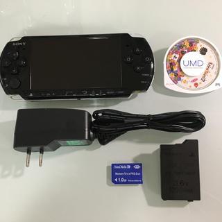 PlayStation Portable - PSP-3000 ピアノブラック