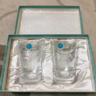 Tiffany & Co. - ティファニー タンブラー グラス ペアセット