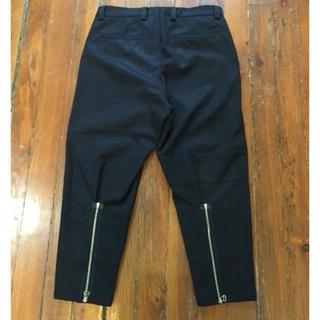Jil Sander - oamc patchwork zip pants