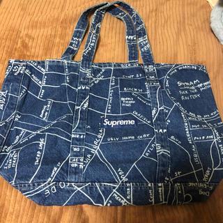 シュプリーム(Supreme)のsupreme tote bag(トートバッグ)