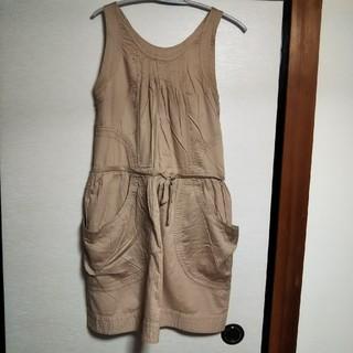 ツモリチサト(TSUMORI CHISATO)のTSUMORI CHISATO コクーンワンピース(ひざ丈スカート)
