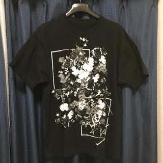 Yohji Yamamoto - S'YTE スカルフラワーTシャツ