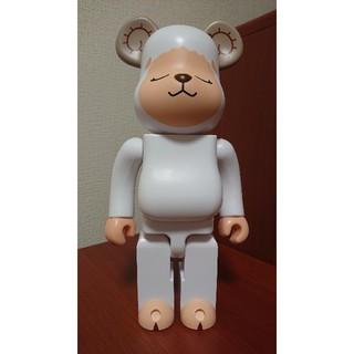 MEDICOM TOY - ベアブリック 未 (ひつじ ヒツジ 羊) 400% BE@RBRICK 干支