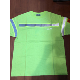 OFF-WHITE - ヘロンプレストン  HERON PRESTON 半袖Tシャツ dude9