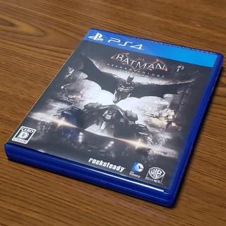 プレイステーション4(PlayStation4)のバットマン アーカムナイト PS4(家庭用ゲームソフト)