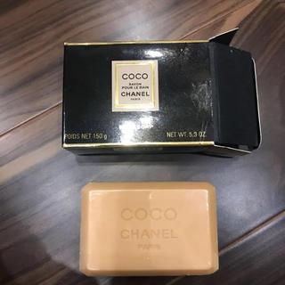 シャネル(CHANEL)のシャネル CHANEL ココ サヴォン 150g COCO BATH SOAP(ボディソープ / 石鹸)