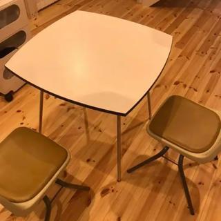 イデー(IDEE)のSHAMIDO シャミド ダイニングテーブル MOMA(ダイニングテーブル)