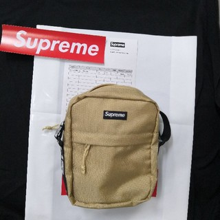 Supreme - 18ss Supreme Shoulder Bag