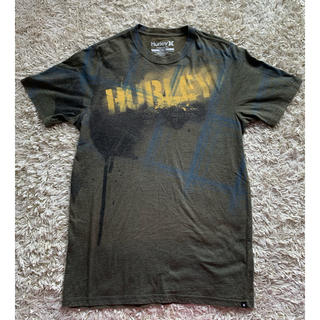 Hurley - Hurley ハーレー men's Tシャツ M premium fit 緑