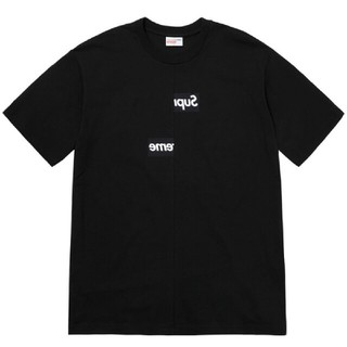 Supreme - SUPREME COMME DES GARCONS TEE 18aw M