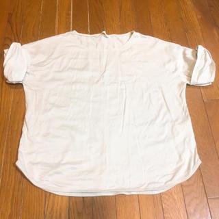 ドアーズ(DOORS / URBAN RESEARCH)のアーバンリサーチ☆DOORS☆袖リボン☆Tシャツ(Tシャツ/カットソー(半袖/袖なし))