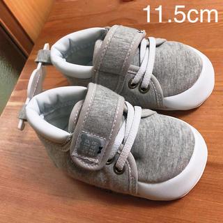 シマムラ(しまむら)の新品未使用☆*°ベビー靴*11.5cm(スニーカー)