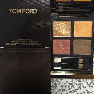 TOM FORD - トムフォード◇美品◇アイカラークォード◇レオパードサン◇アイシャドウ