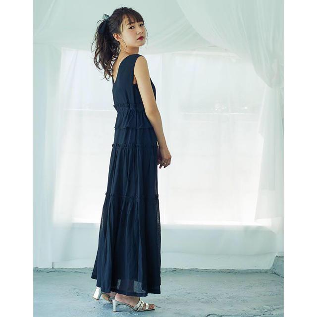 Cherie Mona(シェリーモナ)のみぃちゃん@コメ逃げ×さん専用 レディースのワンピース(ロングワンピース/マキシワンピース)の商品写真