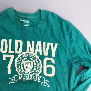 ユニクロ(UNIQLO)のオールドネイビー ロンt ヴィンテージ  90s (Tシャツ(長袖/七分))