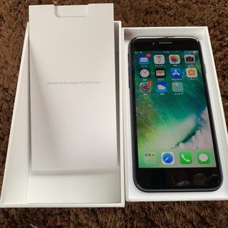 Apple - アイフォーン7 iPhone7本体 SIMロック解除済