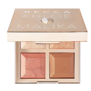 Sephora - BECCA x Khloe Kardashian & Malika ゴールド