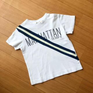 THE SHOP TK ワールド おしゃれ Tシャツ