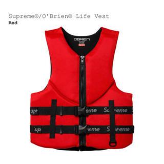 シュプリーム(Supreme)のSサイズ supreme life vest(ベスト)