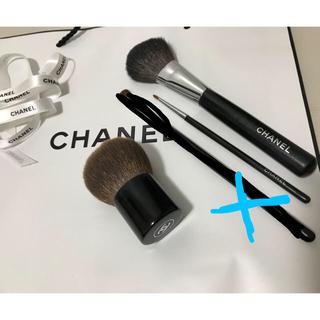 シャネル(CHANEL)のCHANEL ブラシセット(コフレ/メイクアップセット)