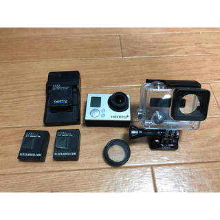 GoPro - GoProHERO3+ 中古美品