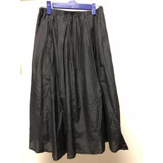 BABYLONE - BABYRONE ブラックふんわりスカート