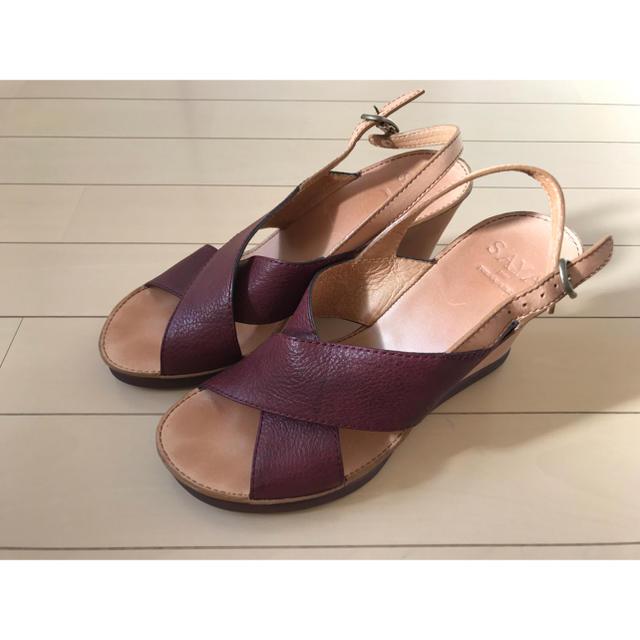 SAYA(サヤ)のSAYA サンダル レディースの靴/シューズ(サンダル)の商品写真
