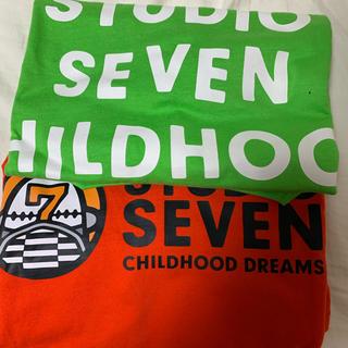 サンダイメジェイソウルブラザーズ(三代目 J Soul Brothers)のGU スタジオセブンコラボT(Tシャツ/カットソー(半袖/袖なし))