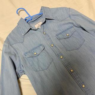 アメリカンイーグル(American Eagle)のアメリカンイーグルデニムシャツ(Gジャン/デニムジャケット)