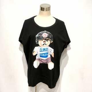 ヴィヴィアンウエストウッド(Vivienne Westwood)の美品 2016 ヴィヴィアンウエストウッド CHOICE ベア 変形 Tシャツ(Tシャツ(半袖/袖なし))