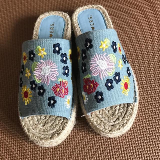 訳ありサンダル レディースの靴/シューズ(サンダル)の商品写真