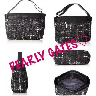 パーリーゲイツ(PEARLY GATES)の新品♡17,280円【パーリーゲイツ】 カートバック ブラック(その他)