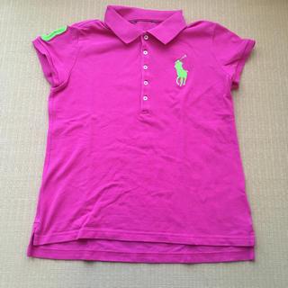 ラルフローレン(Ralph Lauren)のラルフローレン*ポロシャツ 140(Tシャツ/カットソー)