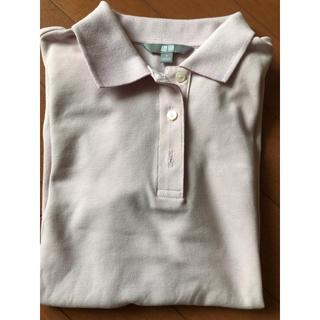 ユニクロ(UNIQLO)のポロシャツ  レディース(ポロシャツ)