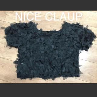 NICE CLAUP - 値下げ中★トップス
