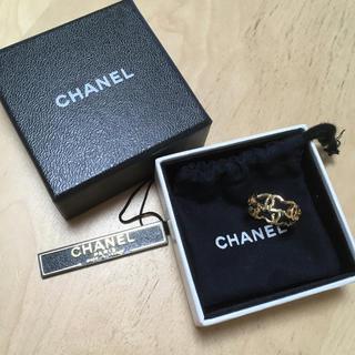 シャネル(CHANEL)のCHANEL♡ココマークリング(リング(指輪))