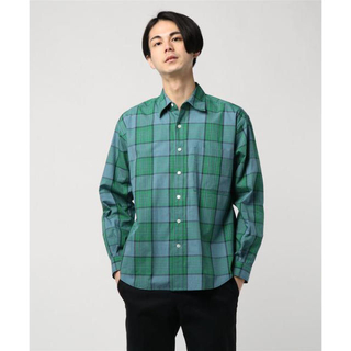 BEAUTY&YOUTH UNITED ARROWS - トラディショナルウェザーウェア チェックシャツ