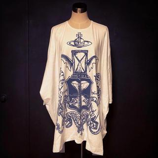 ヴィヴィアンウエストウッド(Vivienne Westwood)のVivienneWestwood フロッキーオーナメントビッグTシャツ(Tシャツ(半袖/袖なし))