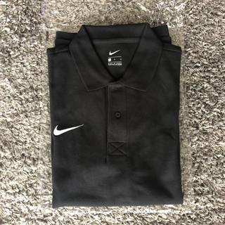NIKE - NIKE ポロシャツ ブラック