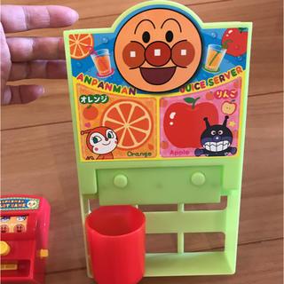 バンダイ(BANDAI)のアンパンマン ジュース屋さん(知育玩具)