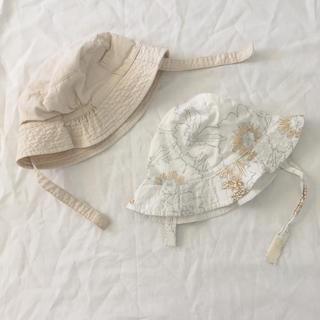ザラ(ZARA)のベビー 帽子 キャップ gap zara baby 帽子 セット!(帽子)