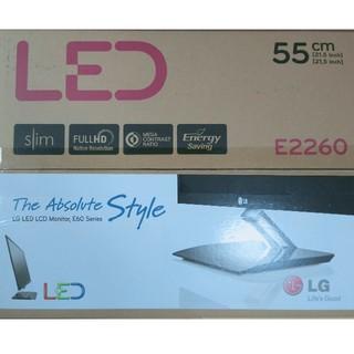 LG Electronics - E2260V-PN 21.5inch LED液晶 PCモニタ