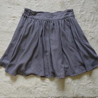 ローリーズファーム(LOWRYS FARM)のフレアミニスカート(ミニスカート)