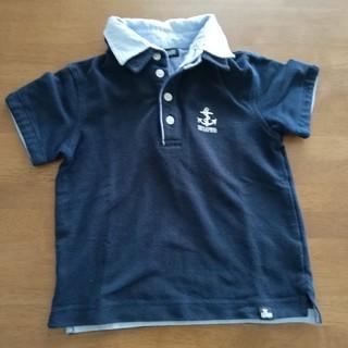 ザショップティーケー(THE SHOP TK)のTK ポロシャツ 120㎝(Tシャツ/カットソー)