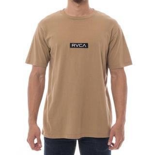 ルーカ(RVCA)のLサイズ RVCA ルーカ Tシャツ フロント ロゴ ルカ 新品 ボックスロゴ(Tシャツ/カットソー(半袖/袖なし))