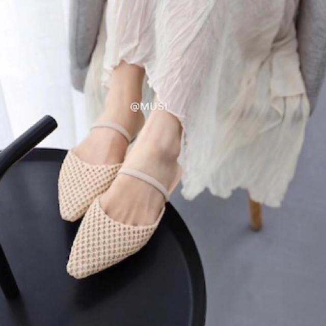 ZARA(ザラ)の今季 フラットシューズ  レディースの靴/シューズ(サンダル)の商品写真
