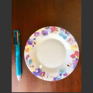 フランフラン(Francfranc)のフランフラン 花柄 皿☆未使用(食器)